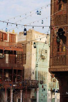 Al-Balad (Old Jeddah), Saudi Arabia