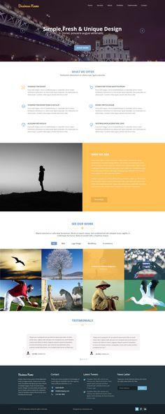 A5 Landscape Company Profile Landscaping company, Company - company profile free template