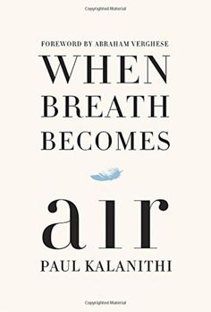 We were moved to tears by Dr. Kalanathi's New York Times column about his diagnosis with Stage IV lung cancer, transforming him from doctor to patient—and the waterworks only continued throughout his beautiful memoir, When Breath Becomes Air. We wept (yes, wept) reading the Stanford neurosurgeon's poignant words on living and dying, and though he passed away at the too-young age of 37 (before he was able to finish his book), his legacy and wisdom will live far beyond.