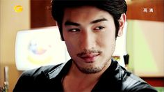 Godfrey Gao who will always have a place in our hearts. | 21 Gorgeous Asian Men Guaranteed To Make You Thirsty