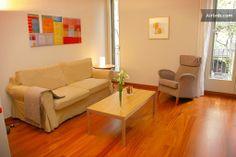Universitat Central Apartment en Barcelona #apartment #rental #barcelona