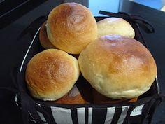 Ma Petite Boulangerie: Panecillos de leche