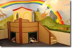 Image result for noah's ark church nursery furniture