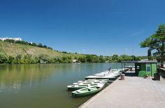 Sommer in #Stuttgart: Ein schönes Plätzchen findet sich am Max-Eyth-See