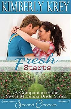 Fresh Starts by Kimberly Krey is another amazing, steamy clean romance! I loved reading Bree's story. Although a companion to a series, it can stand alone.