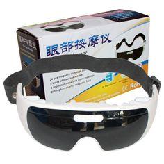 magnetic Health care eye Massager Adults Children Eye Care Alleviate Fatigue Vibration massage Eye Relaxr Adjustable elastic