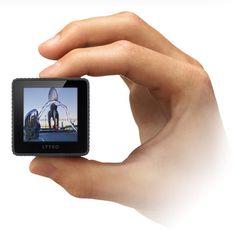 https://www.lytro.com/camera    New technology revolutionizing photography. I want one, please :)