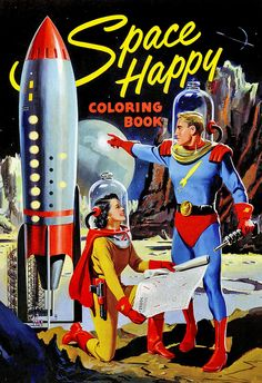 ... happy in space! by x-ray delta one, via Flickr