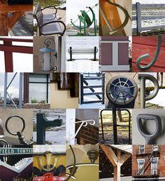 Hidden Letters | Alphabet Photography by =Demi-Plum on deviantART