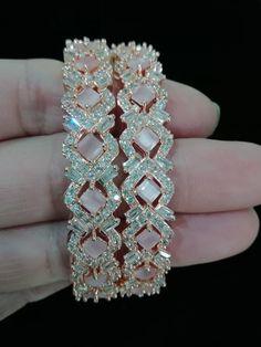 Pakistani Jewelry, Indian Jewelry, Pink Stone, Photo Jewelry, Rose Gold Plates, Plating, Bangles, Perfume, Jewellery