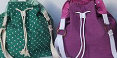 The Fairly Bucket Bag Free Pattern + Tutorial