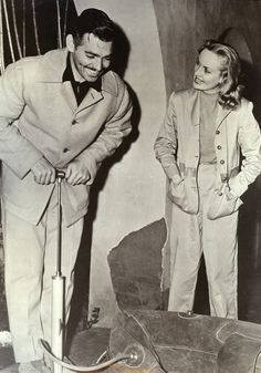 ~Clark Gable & Carole Lombard ~*