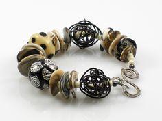 Annie Jacobi - bracelet - inspired by Ronna Sarvas Weltman