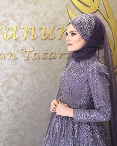 Hijabi Wedding, Muslimah Wedding Dress, Hijab Wedding Dresses, Hijab Dress, Bridal Dresses, Hijabs, Urban Chic, Modest Fashion, Hijab Fashion
