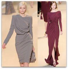 vestido de inverno para festa 3