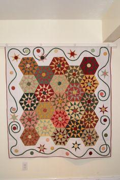 Whimsical Stars quilt - Etsy