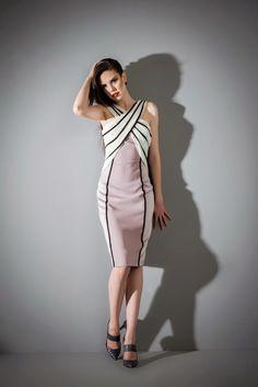 Ilke Usluca / Monometry/ ss15 womanswear coctail dress collection
