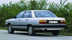 Ein Audi 100 C3