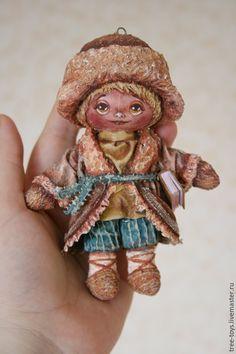 Купить Елочная игрушка Филипок - филипок, елочная игрушка, новогоднее украшение…