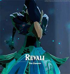 Rito Champion, Revali