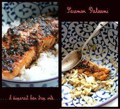 Le saumon Patoumi