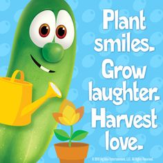 Plant smiles, grow laughter and harvest love this Summer! Veggietales, Church Signs, Wood Pallet Signs, Preschool Themes, School Quotes, Picture Quotes, First Birthdays, Harvest, Qoutes