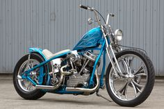 HD : Pan Head Chopper / Made in BAD LAND
