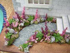 Miniature Landscaping http://robincarey.blogspot.com