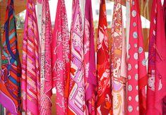 hermes scarfs