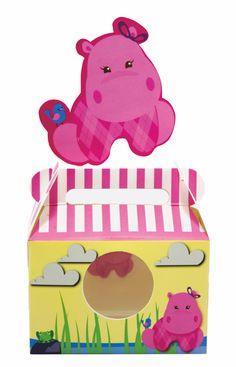 GUMA cajas decorativas Baby Shower