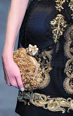 Dolce/ Gabbana #baroque