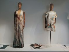 Two dresses H & M Conscious Exclusive Collection
