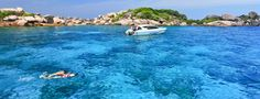 Go snorkeling in the Similan Islands