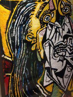 Vik Muniz - homenagem a Picasso