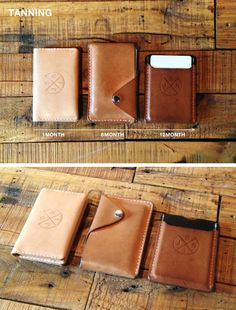 JOIN.H leather goods by jo in hyuk, via Behance