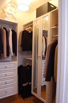 Storage U0026 Closets Photos Small Closet Design, Pictures, Remodel, Decor And  Ideas