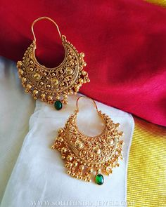 Gold+Plated+Hoop+Earrings+From+Vasah