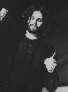 The 60s Bazaar Jim Morrison onstage