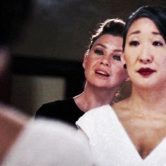 Find images and videos about grey's anatomy, meredith grey and cristina yang on We Heart It - the app to get lost in what you love. Cristina And Meredith, Cristina Yang, Meredith Grey, Grey's Anatomy, Save Image, Find Image, Mark Sloan, Sandra Oh, Besties