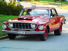 1962 DODGE POLARA 500. I remember seeing one of these around the small town I grew up in. As a small child, it just seemed like it had too many eyes - spidery looking.