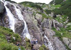 Wodospad Siklawa.