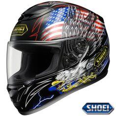 Shoei Qwest Prestige TC-2 Helmet