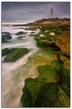 Cabo de Trafalgar, Caños de Meca, Cádiz,  Andalucía - Spain