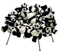 Fauteuil panda
