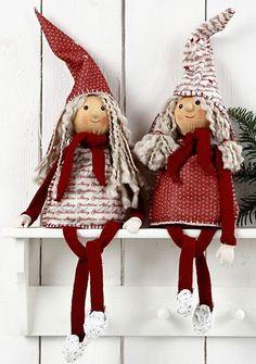 10942 Vivi Gade felt christmas elves