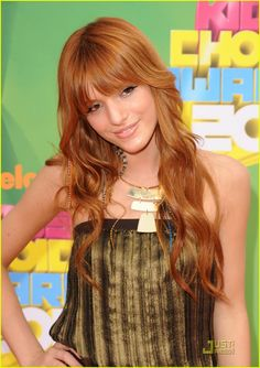 Bella Thorne - KCA 2011 Red Carpet: Photo Bella Thorne hits the red carpet at the 2011 Kids' Choice Awards held at the USC Galen Center on Saturday (April in Los Angeles. Bella Thorne, Kids Choice Awards 2014, Cho A, 13 Year Olds, Red Carpet, Photo Galleries, Hair Makeup, Celebs, Actresses
