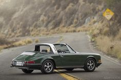 1969 Porsche 911 S 'Soft Window' Targa