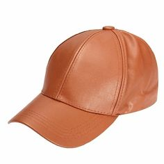 Men Women Soft Leather Baseball Cap Biker Trucker Adjustable Outdoor Sports Hats - Newchic Mobile Leather Snapback, Leather Baseball Cap, Baseball Caps, Lisa, Hip Hop Hat, Snapback Cap, Black Snapback, Color Negra, Hats For Men