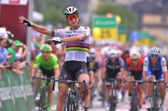 The Sagan takes stage 5 (in some style) at the Tour de Suisse