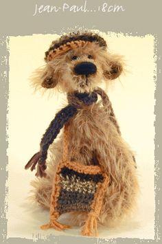 Jean Paul  http://www.finhold.de/teddy-bear-information.htm